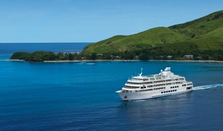 Fiji Cruise Reef Endeavour